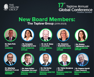 New Board Announced for The Taplow Group