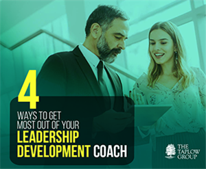 4 Ways To Get Most Out Of Your Leadership Development Coach