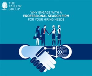 Why Engage With a Professional Search Firm for Your Hiring Needs
