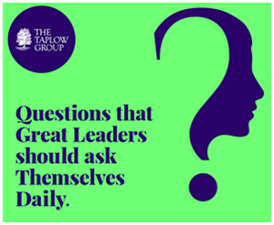 Questions One Should Ask Themselves Daily for Leadership Development