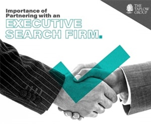 Importance of Partnering with an Executive Search Firm
