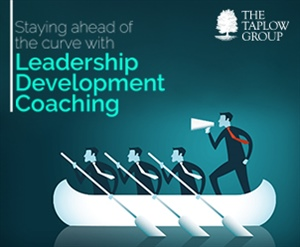 Staying ahead of the curve with leadership development coaching