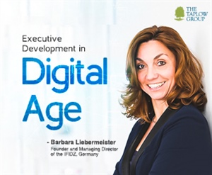 Executive Development in the Digital Age by Barbara Liebermeister, Founder and Managing Director of the IFIDZ, Germany