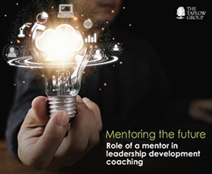 Mentoring the future - Role of a mentor in leadership development coaching