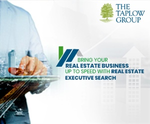 Bring Your Real Estate Business Up To Speed with Real Estate Executive Search
