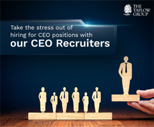 Take The Stress Out of Hiring For CEO Positions With Our CEO Recruiters