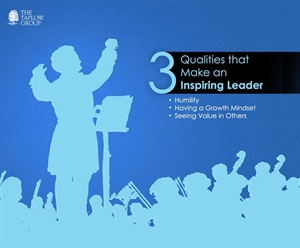 3 Qualities that Make an Inspiring Leader