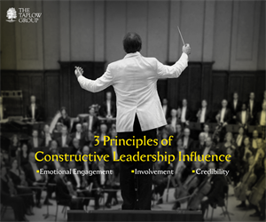 3 Principles of Constructive Leadership Influence
