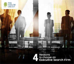 4 Reasons To Choose An Executive Search Firm