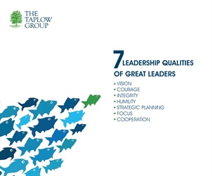 7 Leadership Qualities of Great Leaders