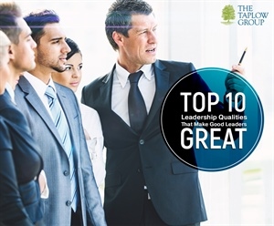 Top 10 Leadership Qualities That Make Good Leaders Great