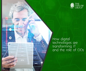 How digital technologies are transforming IT and the role of CIOs