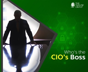 Who's the CIO's Boss?