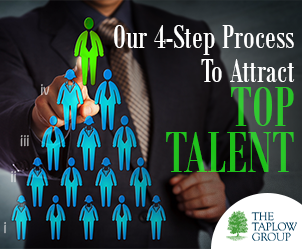 Our 4 – Step Process To Attract Top Talent