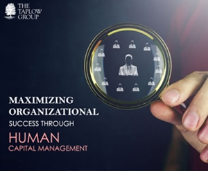 Maximizing Organizational Success Through Human Capital Management
