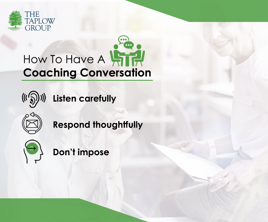 How To Have A Coaching Conversation
