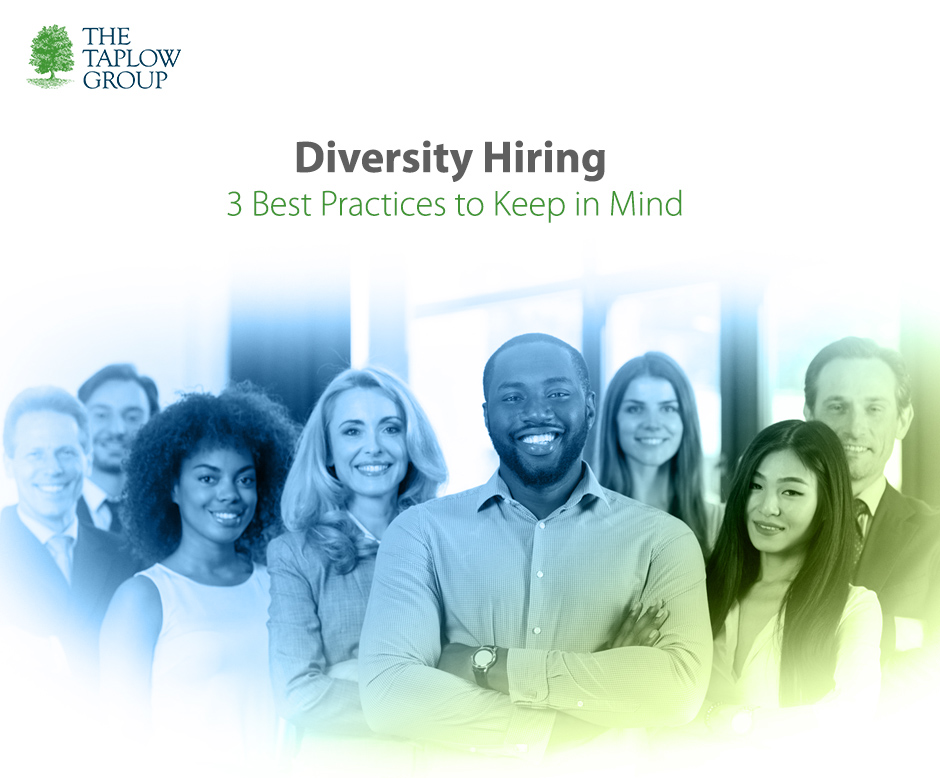 Diversity Hiring : 3 Best Practices to Keep in Mind