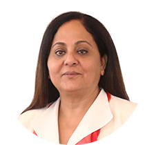 Sangeeta Sabharwal, Managing Partner - India & Regional Director - APAC of the Taplow Group