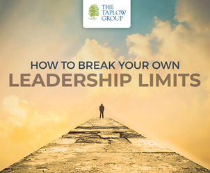 How to Break Your Own Leadership Limits