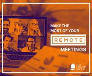 Make The Most of Your Remote Meetings