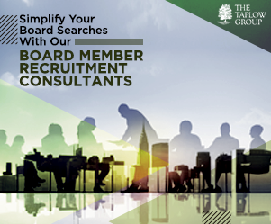 Simplify Your Board Searches With Our Board Member Recruitment Consultants