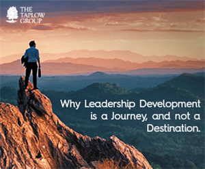 Why Leadership Development Is a Journey And Not a Destination